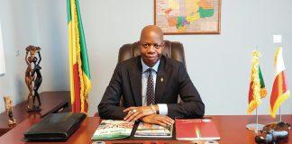 Konsul Honorowy Republiki Mali, Jego Ekscelencja Mamadou Konate